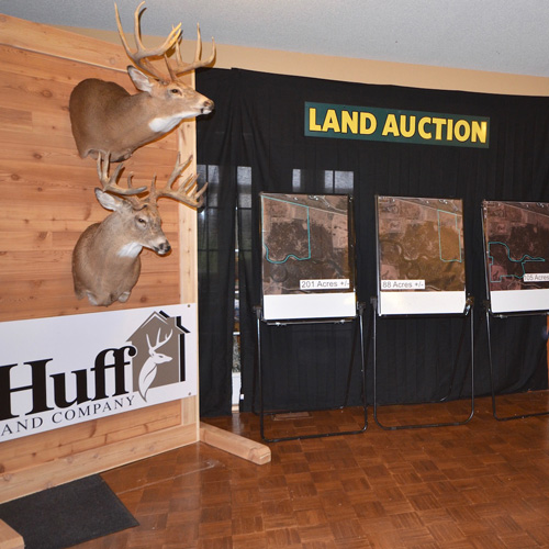 Iowa Land Auctions | Huff Land Company