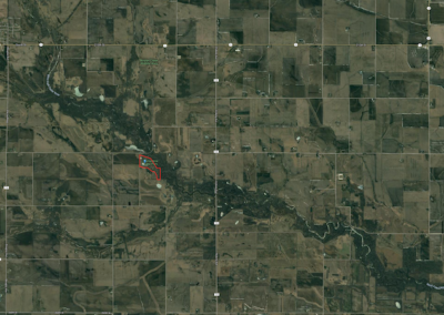 48 Acres Butler County | Iowa Recreational Land For Sale | Huff Land Co.