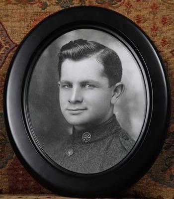 Pvt. Vito Vitelli (1918) Courtesy of Vito Vitelli, Jr.