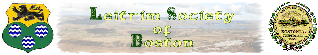 Leitrim Society of Boston