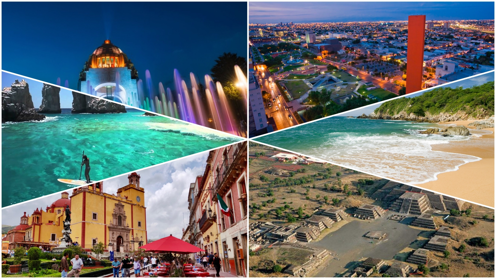 destinos para invertir en México