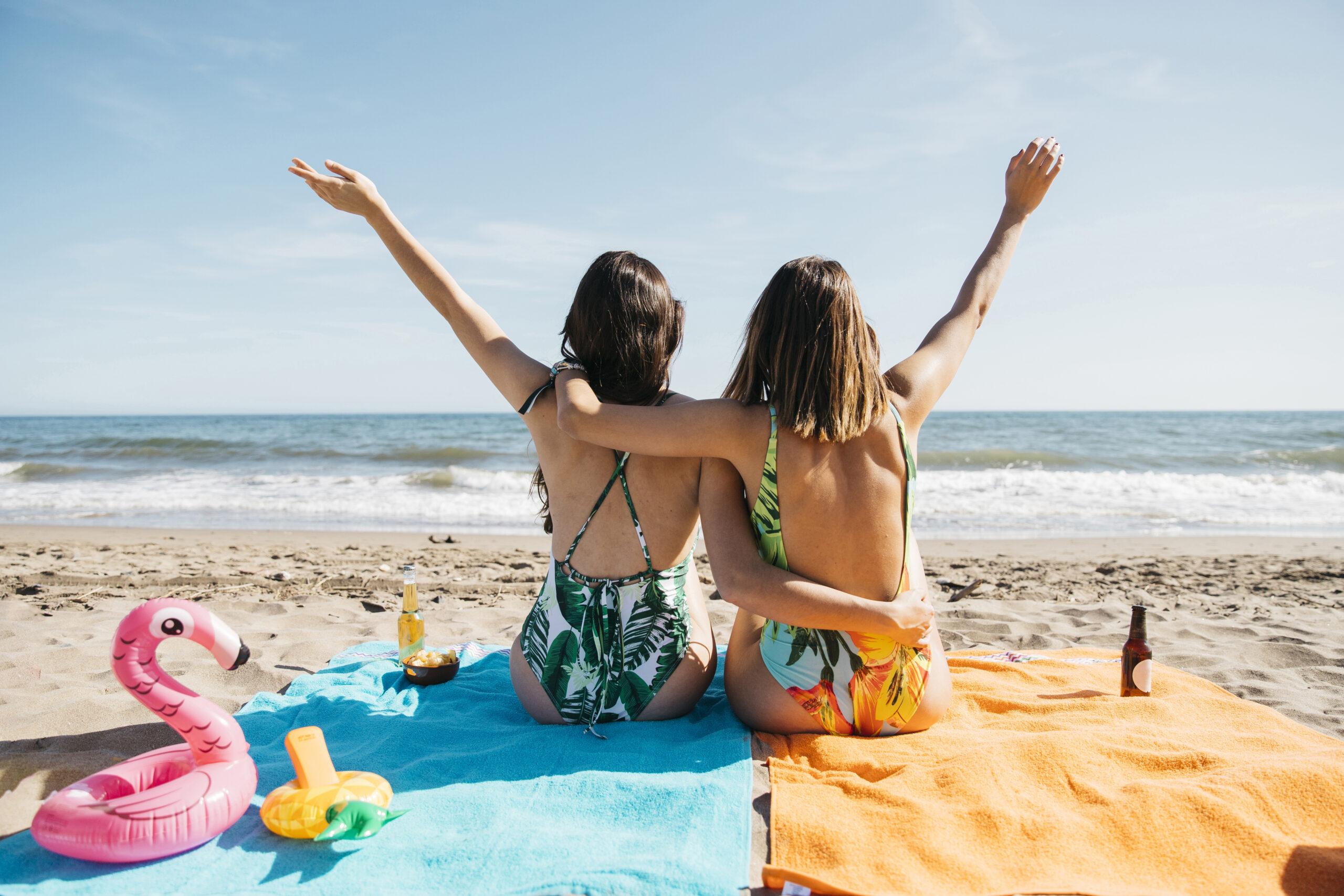 vivir en la playa