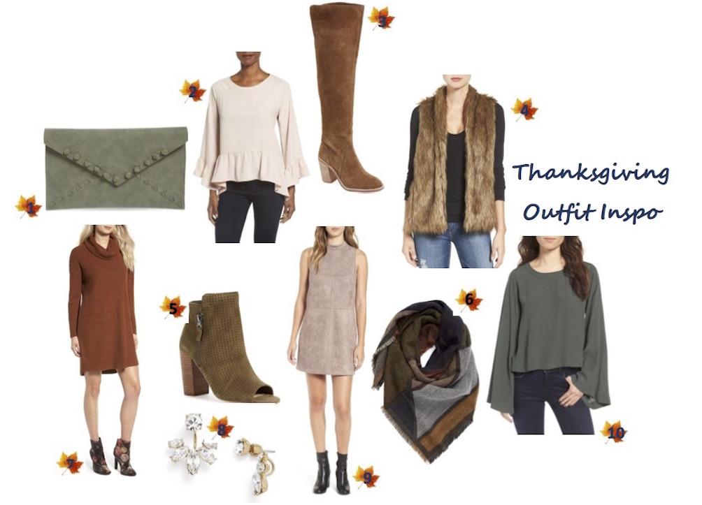 Thanksgiving attire