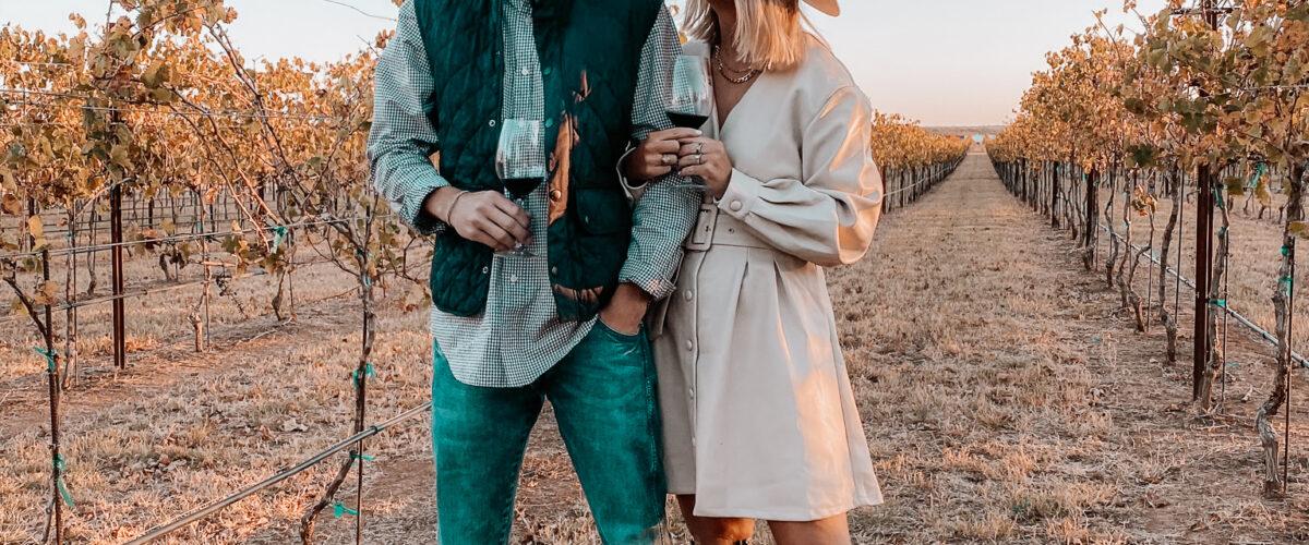 Fredericksburg Couples Getaway