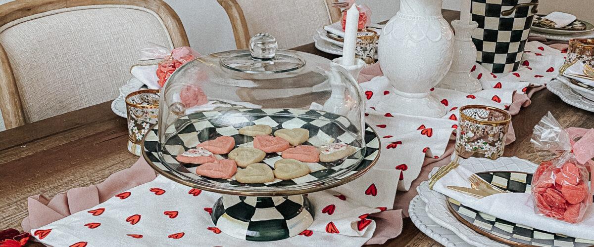 Valentine's Dining Room