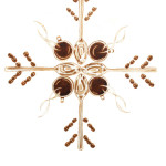 Coffee Snowflake