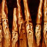 Wooden Spirits