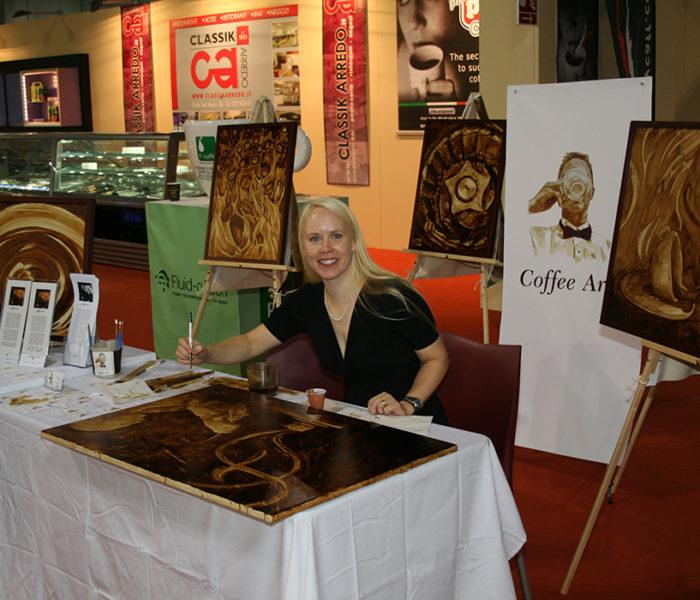 Coffee Art - Milan