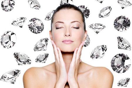 Diamond Microderm Treatment