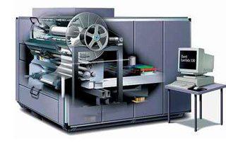 Durst Lambda Printer