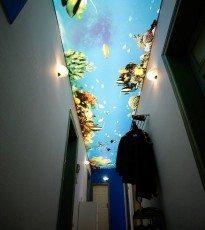 Aquarium Theme Light Fixture