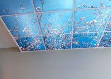 Cherry Blossom Light Fixture