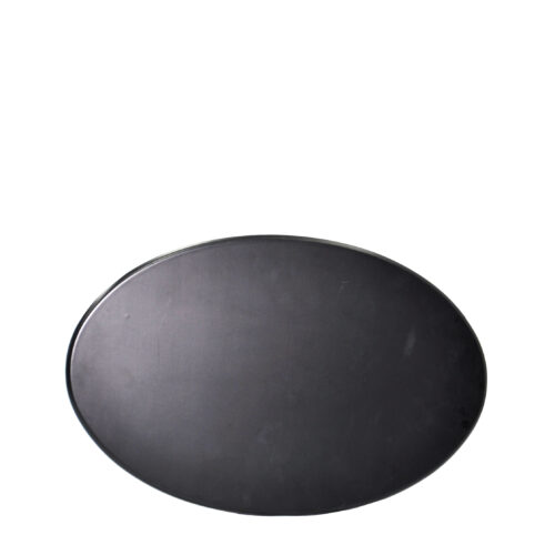 Oval Shape Podium Counter Top View