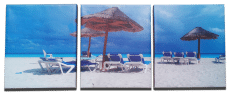 Wrapped Canvas Multi Panel Display