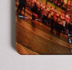 fotoflot pro rouned corner detail