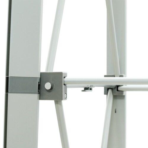 Backlit SEG Pop Up Light Wall hub and channel bar