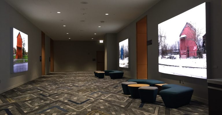 Marriott Prefunction Area 2
