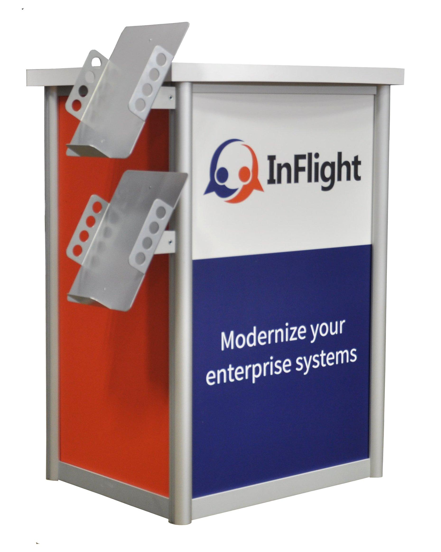 inflight reception counter
