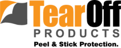 Industrial, Commercial Protective, Plastic  Tear Offs Logo