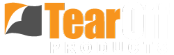 Peel and Stick Layers of Protection - TearOff Products Logo