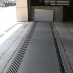 FloodBreak passive floodgates protect MD Anderson building