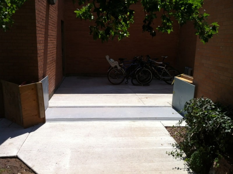 CU Boulder now has 24/7, passive flood protection thanks to our flood walls