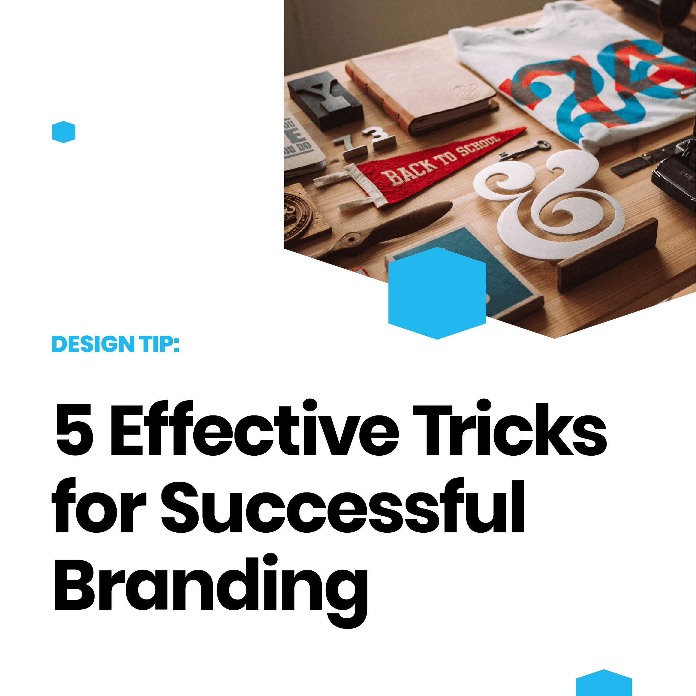 5 Effective Tricks for Successful Branding