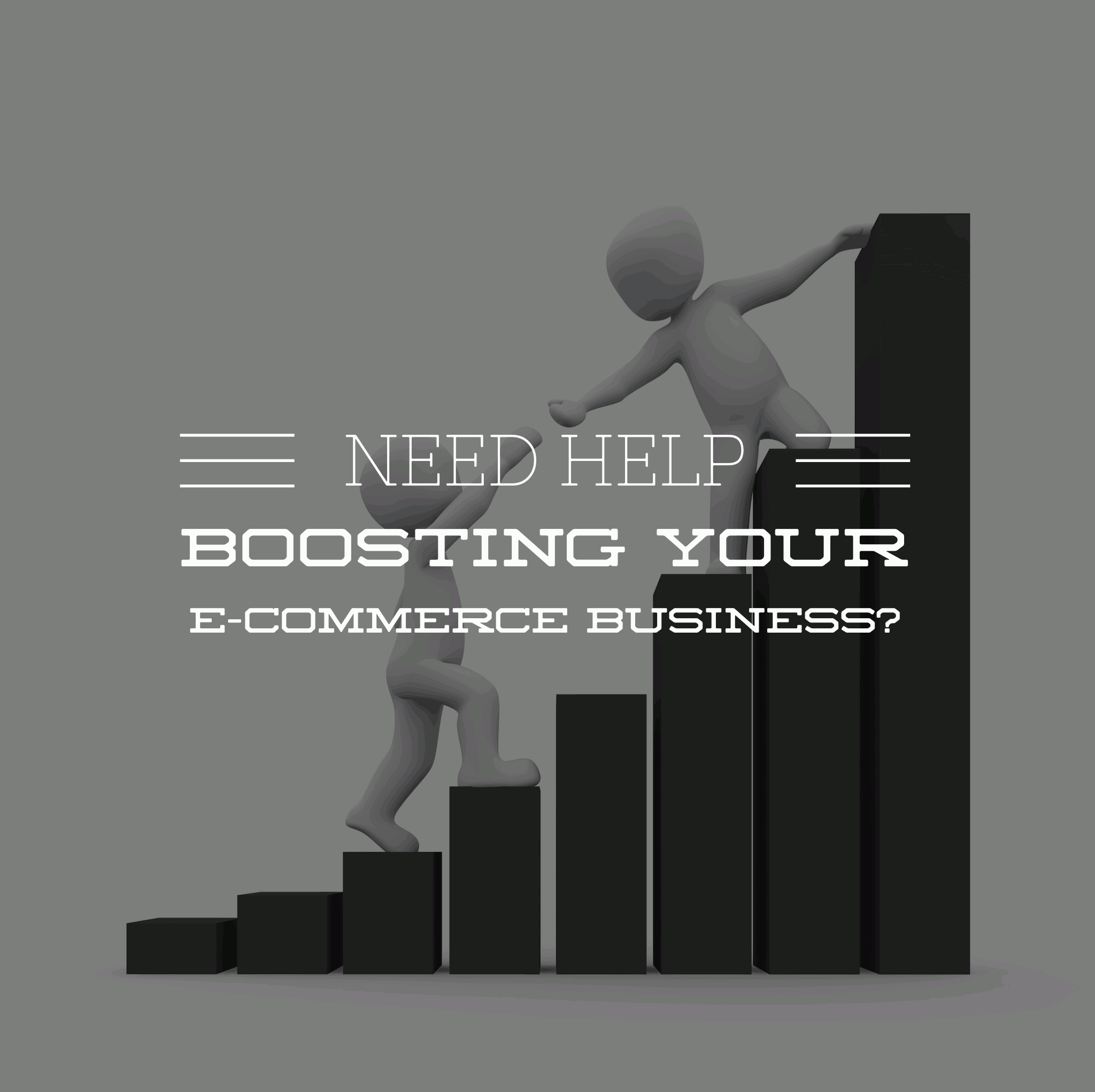 4 Ways to Give Your E-Commerce Business a Boost