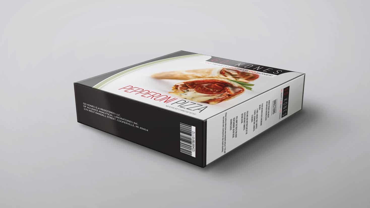 GoKones Package Design