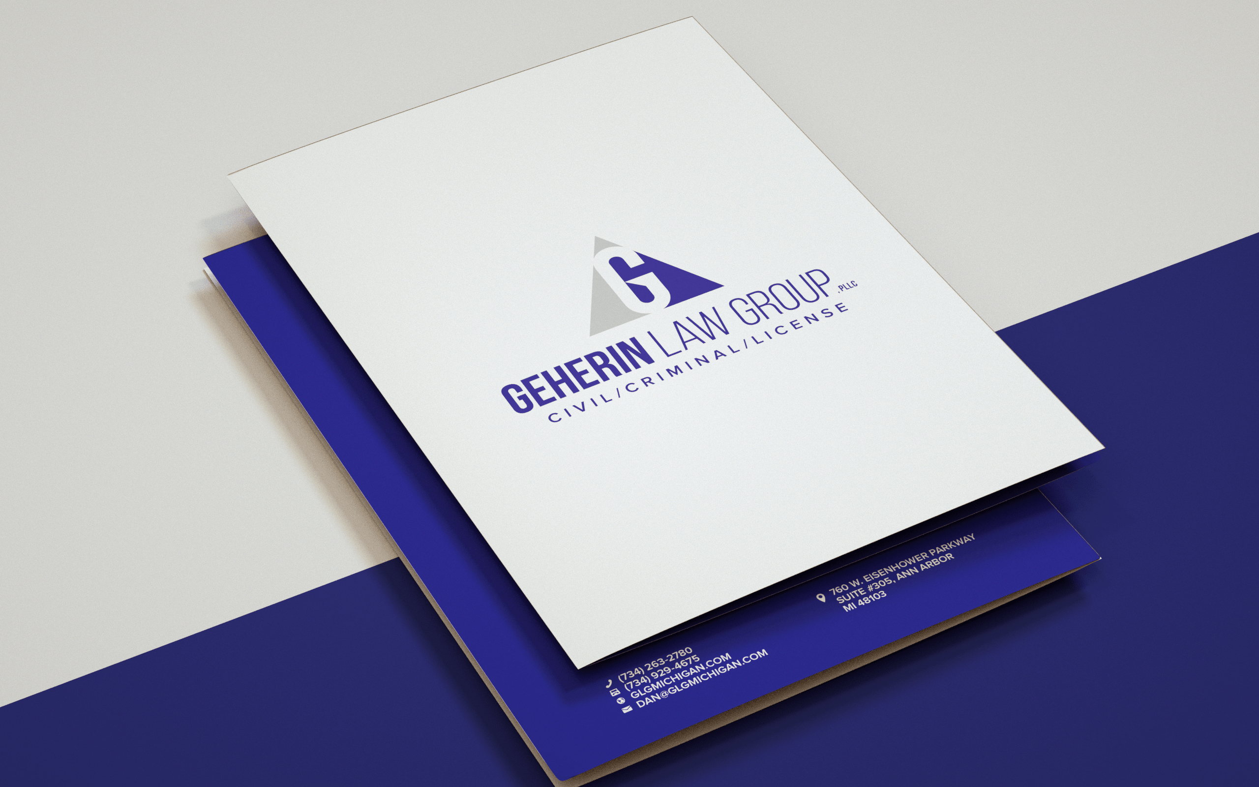 GEHERIN LAW GROUP FOLDER
