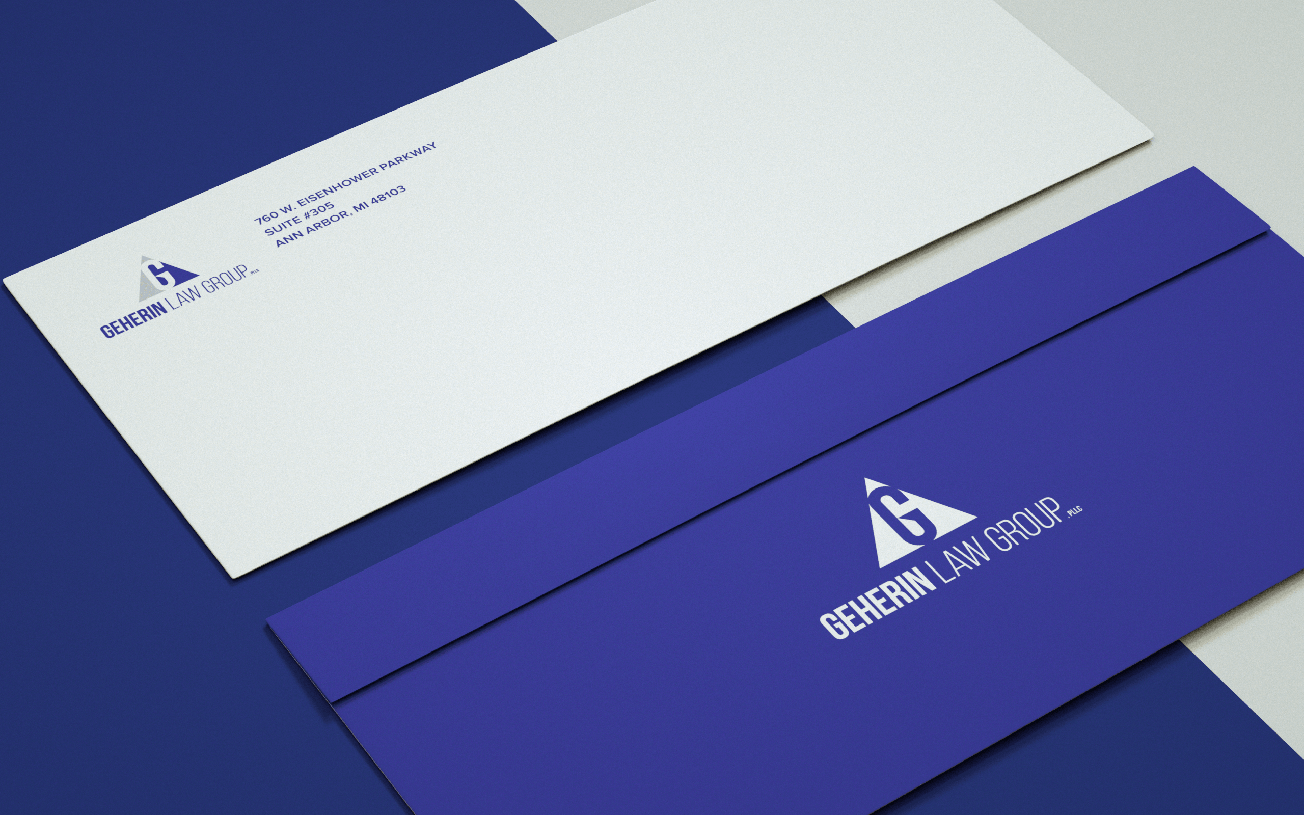 GEHERIN LAW GROUP ENVELOPE