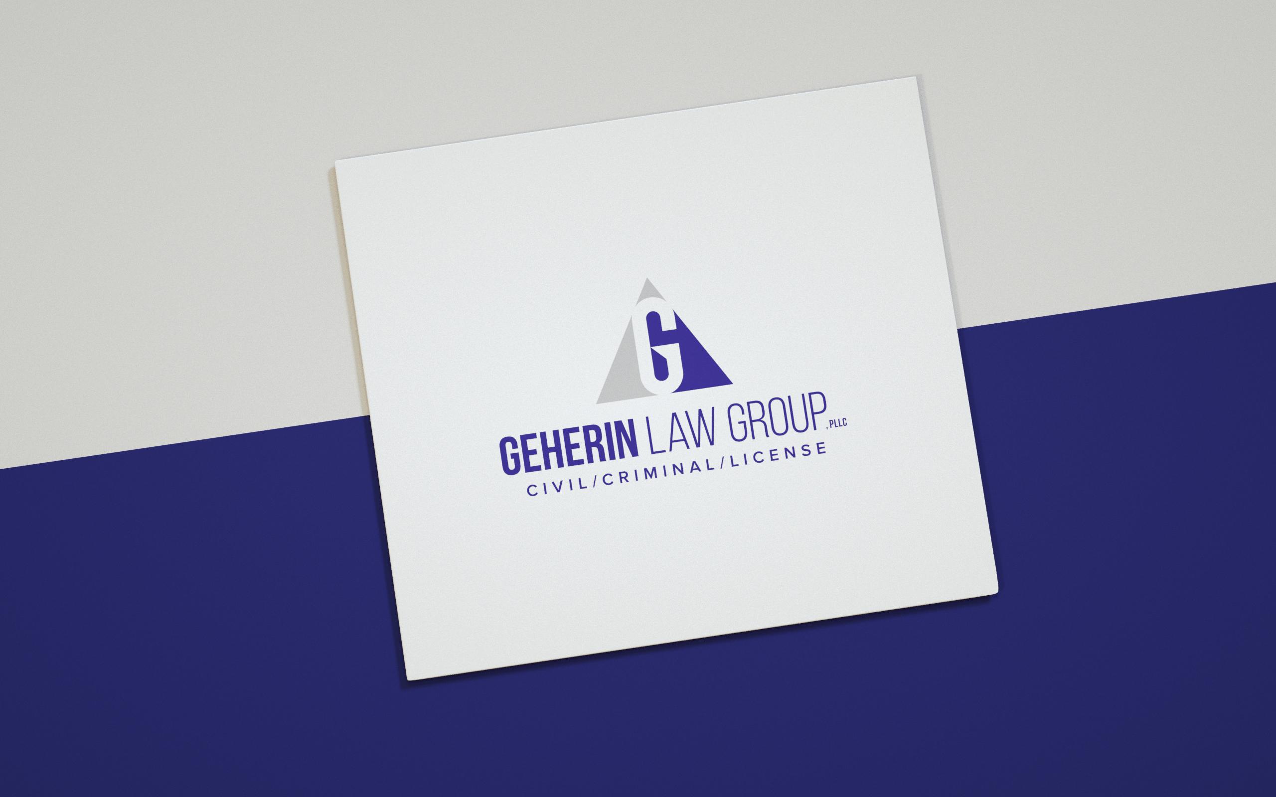 GEHERIN LAW GROUP LOGO