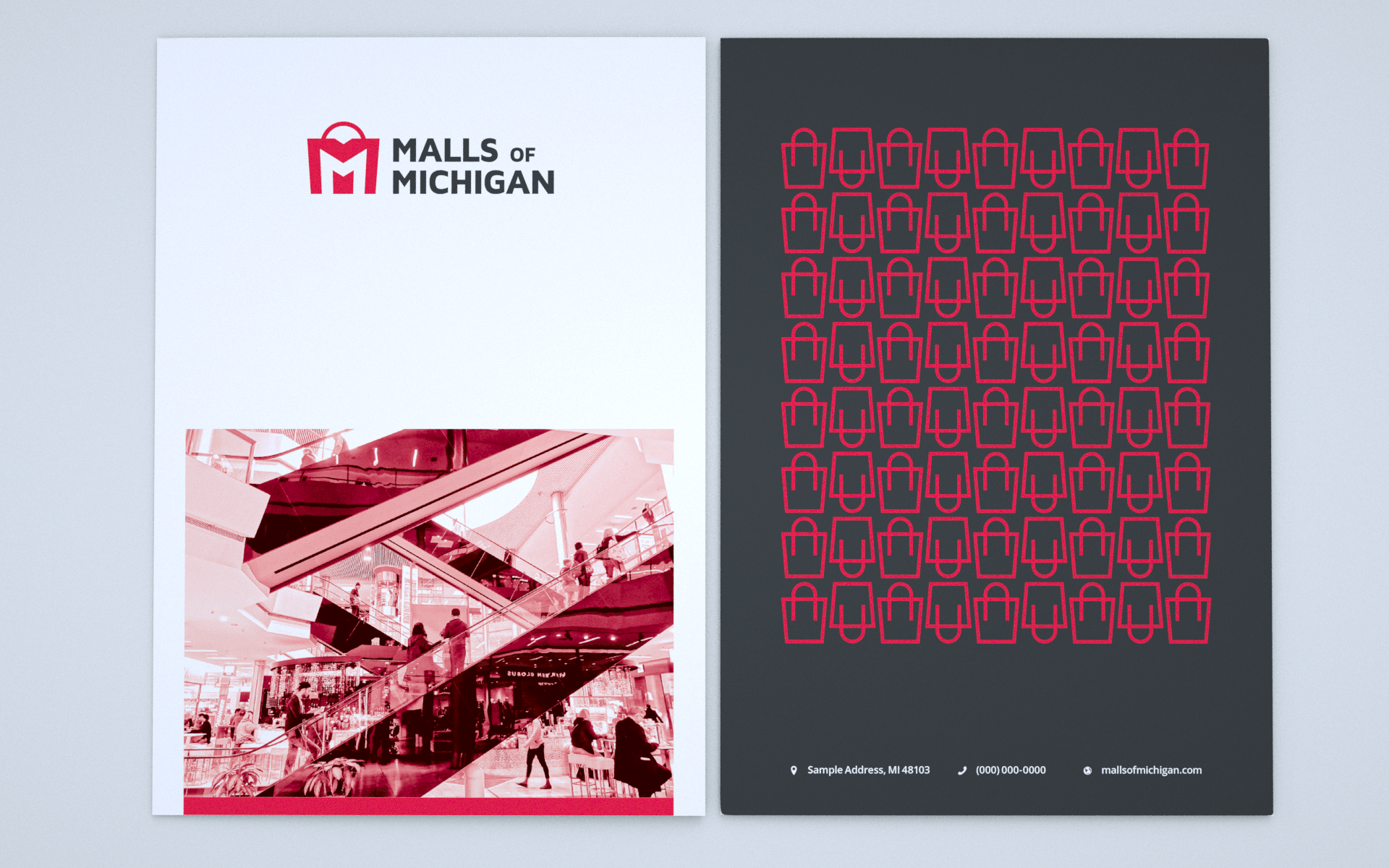 MALLS OF MICHIGAN FOLDER