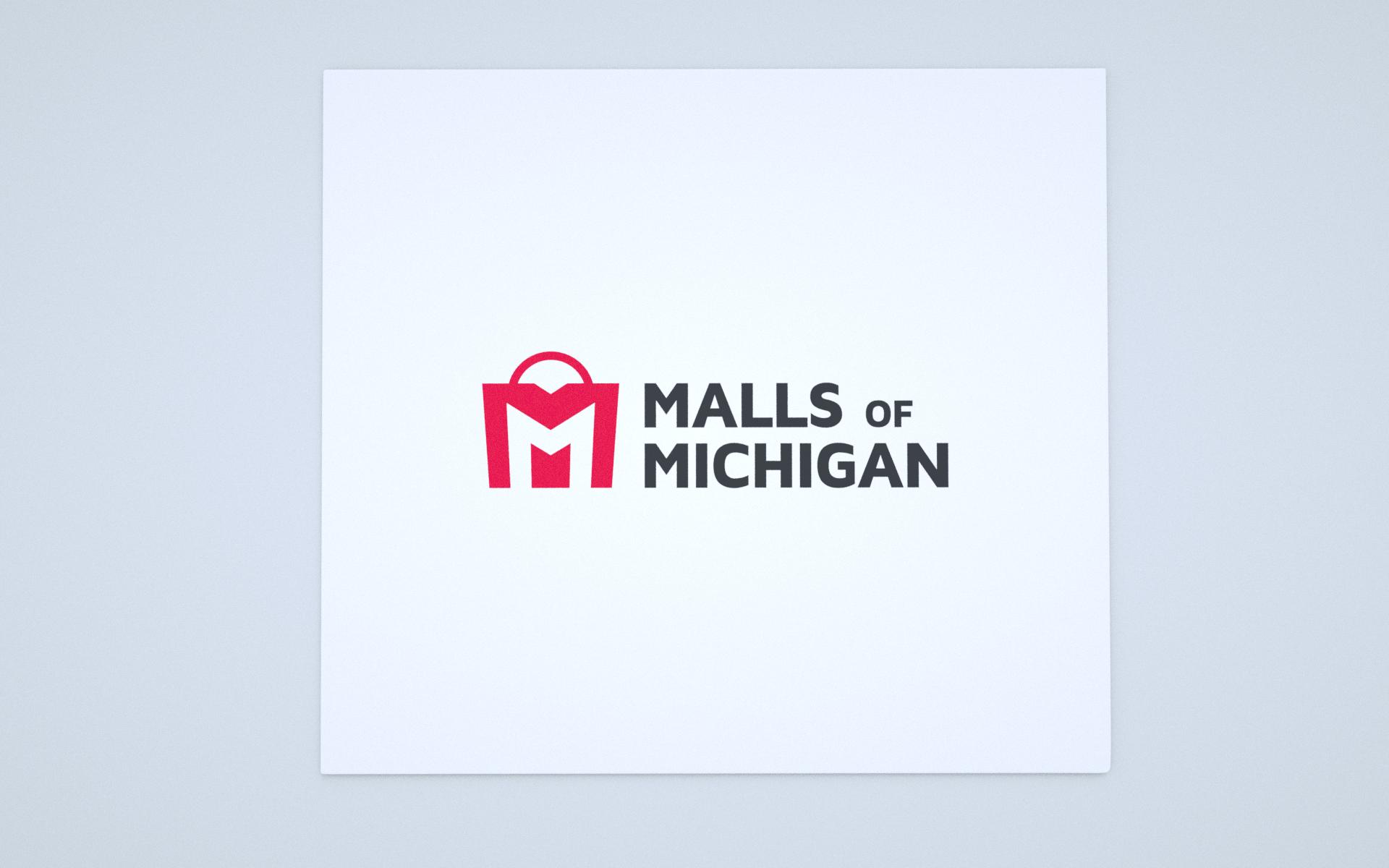MALLS OF MICHIGAN LOGO