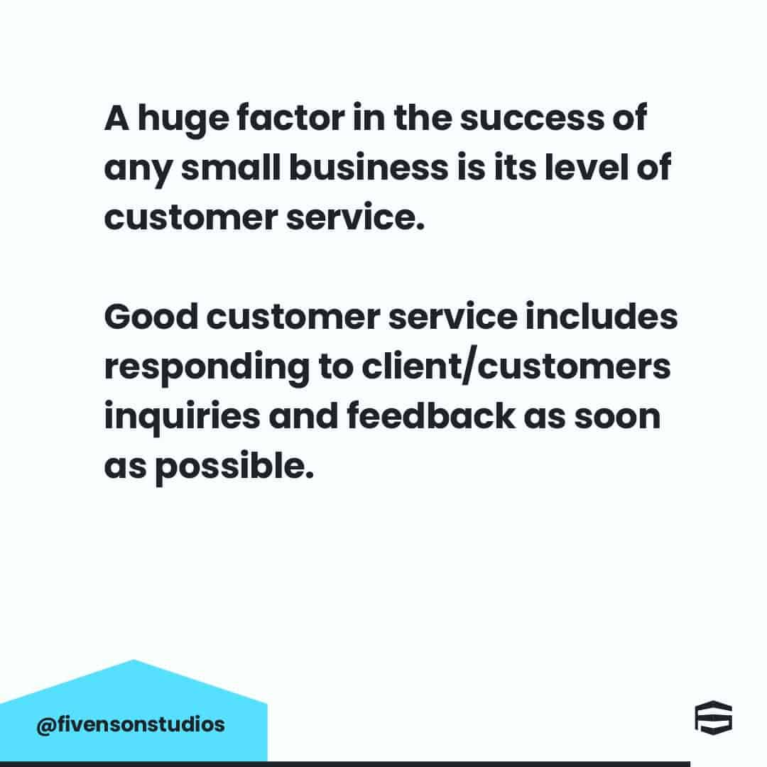 4 TIPS FOR ONLINE SUCCESS FOR SMALL BUSINESS 9