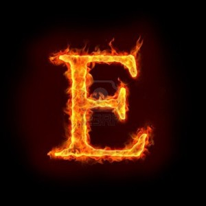 10232901-fire-alphabets-in-flame-letter-e