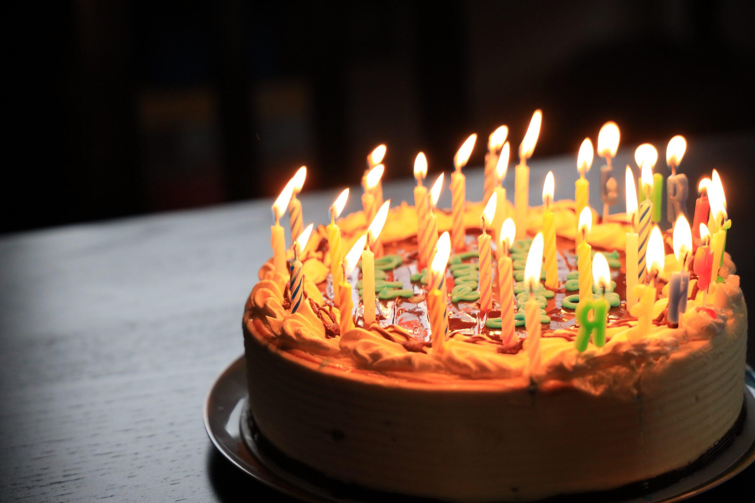 5 Good Reasons Life Begins at 40