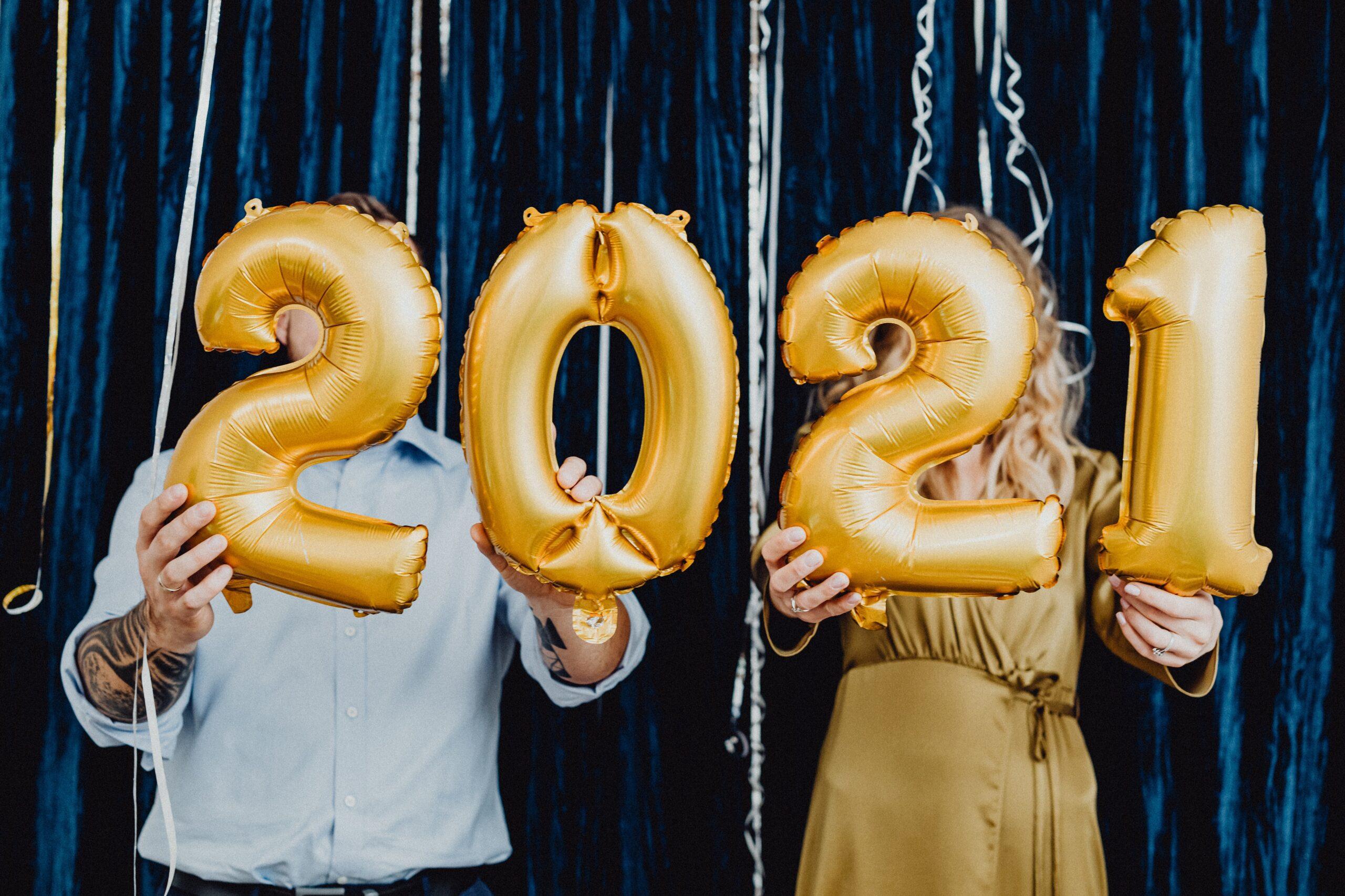 Make The Most of 2021 #stayhopeful