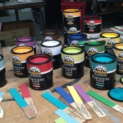 Black Dog Salvage Furniture Paint