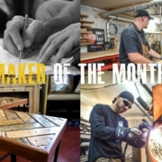 Maker of the Month logo