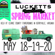 Lucketts Spring Market