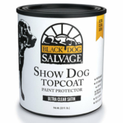 Show Dog Top Coat