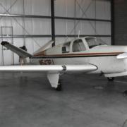 beechcraft airplane