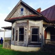 Hylton Victorian house
