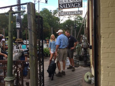Salvage Dawgs Anna Kooiman FOX News