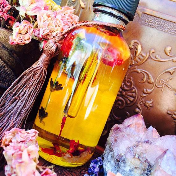 Ritual Intention Oils