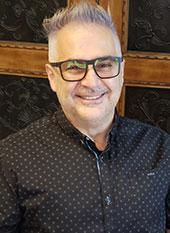 Ivo Tiberio Barrie Hairstylist