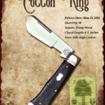 Tuna Valley Cutlery Gallery - 2012 Cotton King - Ebony Wood