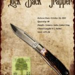 Tuna Valley Cutlery Gallery - 2012 Lockback - Amber Stag