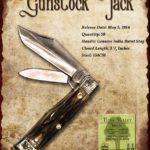 Tuna Valley Cutlery Gallery - 2014 Gunstock - Burnt Stag